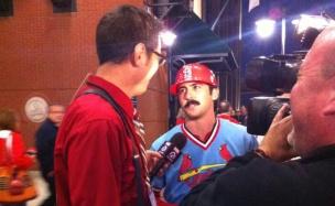 Keith Hernandez Interview