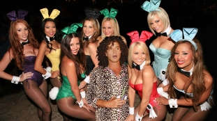 Playboy Photo Manipulation (Pauly Shore's PAULY~TICS)
