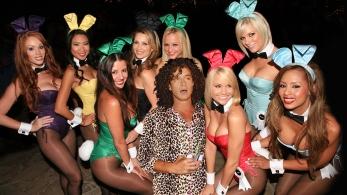 Playboy Photo Manipulation (Pauly Shore's PAULY~TICS)