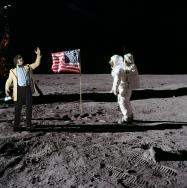 "The Moon ""Landing"""