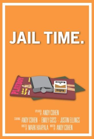 """""""Jail Time"""" Key Art (Funny or Die)"""