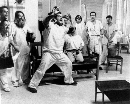 One Flew Over the Cuckoo's Nest