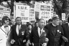 Tony Clifton Marching on Washington with Dr. King (Comic Relief)