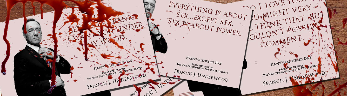 House Of [Valentine's Day] Cards