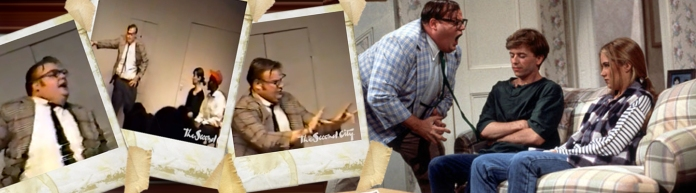 "Second City ""Matt Foley"" Banner"