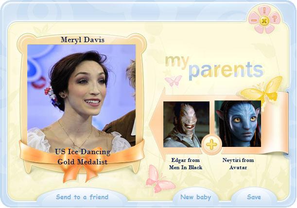 Meryl Davis Baby Maker
