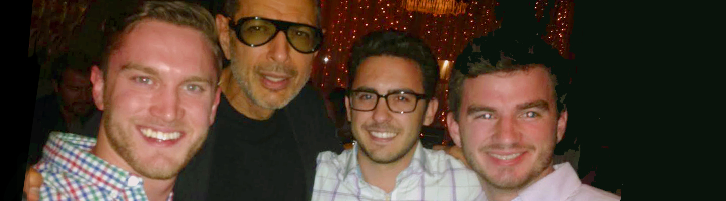 Jeff Goldblum at The Rockwell